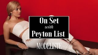 Modeliste Magazine Cover Girl Peyton List