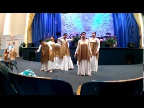 What Can I do - Tye Tribbett Dance