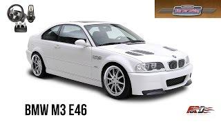 BMW M3 E46 тест-драйв, обзор, замеры, разгон и динамика City Car Driving