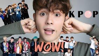 REACCIONANDO AL K-POP POR PRIMERA VEZ (BigBang,BTS,EXO)// Libardo Isaza