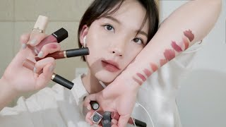 ASMR 최애 립제품 소개 | Favorite Lip Application ASMR (Sub✔️)