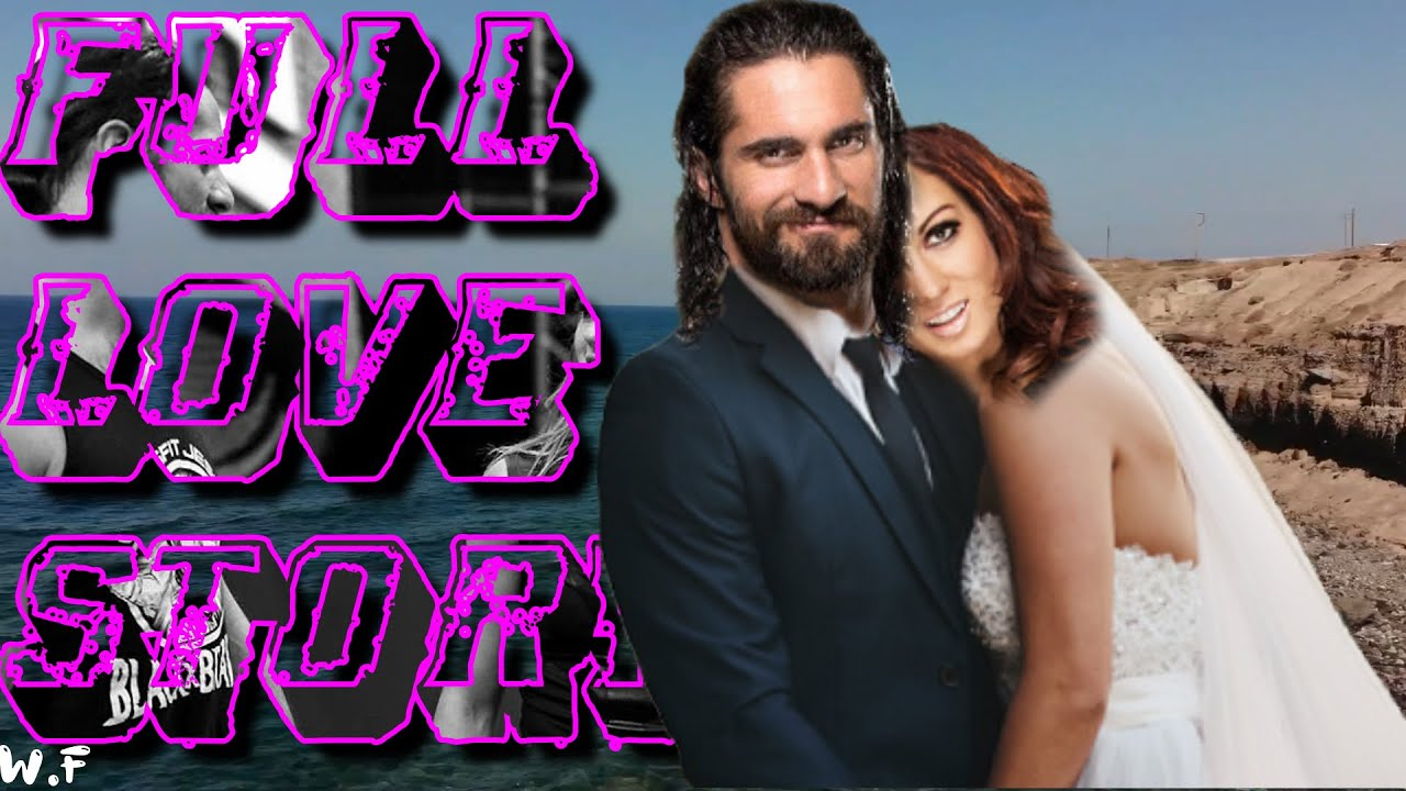 FULL LOVE STORY OF BECKY LYNCH AND SETH ROLLINS
