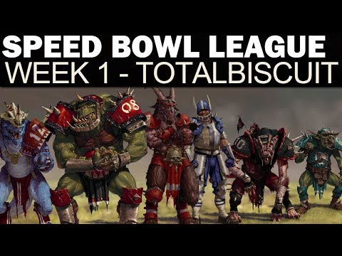 Speed Bowl League - Match 1 - Lumin vs. TotalBiscuit (Week 1) Travel Video