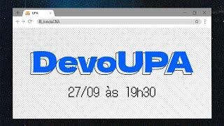 DevoUPA - 27/09/2021
