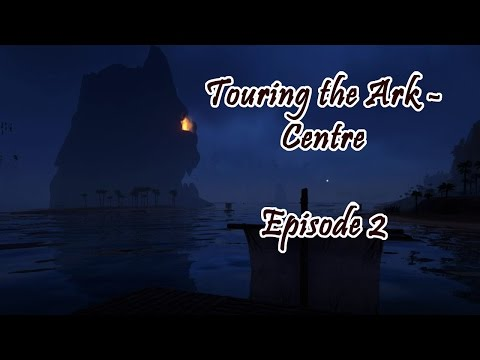 Touring the ARK - Centre: Episode 2 | The Discovery of Skull Island