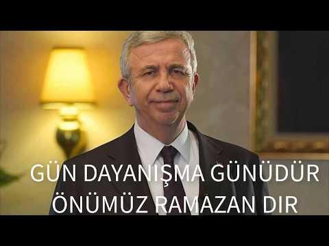 Ankara Büyük Şehir Belediye Başkanı Mansur Yavaş Dayanışma Platformu Haberleri