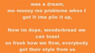 Opposite of Adults - Chiddy Bang LYRICS
