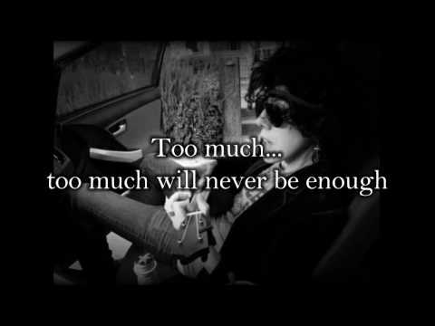 LP - Too Much [Lyrics On Screen]