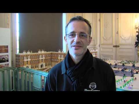 Exposition : L'univers Playmobil à Versailles