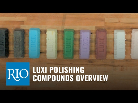 LUXI Polishing Compounds Overview