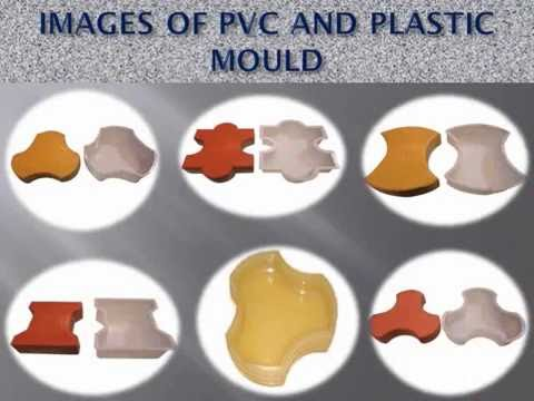 PVC Plastic and PVC Tiles Moulds By System Engineering Works, New Delhi