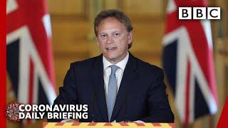 Emerging from pandemic 'gradual process' - minister | Coronavirus Daily Update UK 🔴 @BBC News - BBC