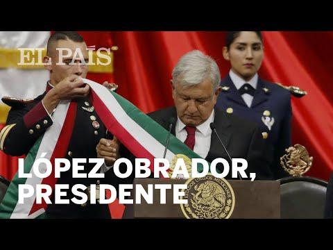 MÉXICO | Así fue la toma de posesión de López Obrador como presidente