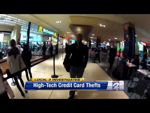 How To Stop Credit Card Theft ?
