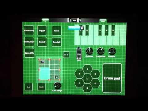 MIDI Designer Pro Demo