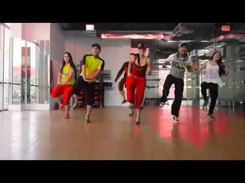 Zumba Ay Ay Ay El Chevo by Honduras Dance Crew (Editado)
