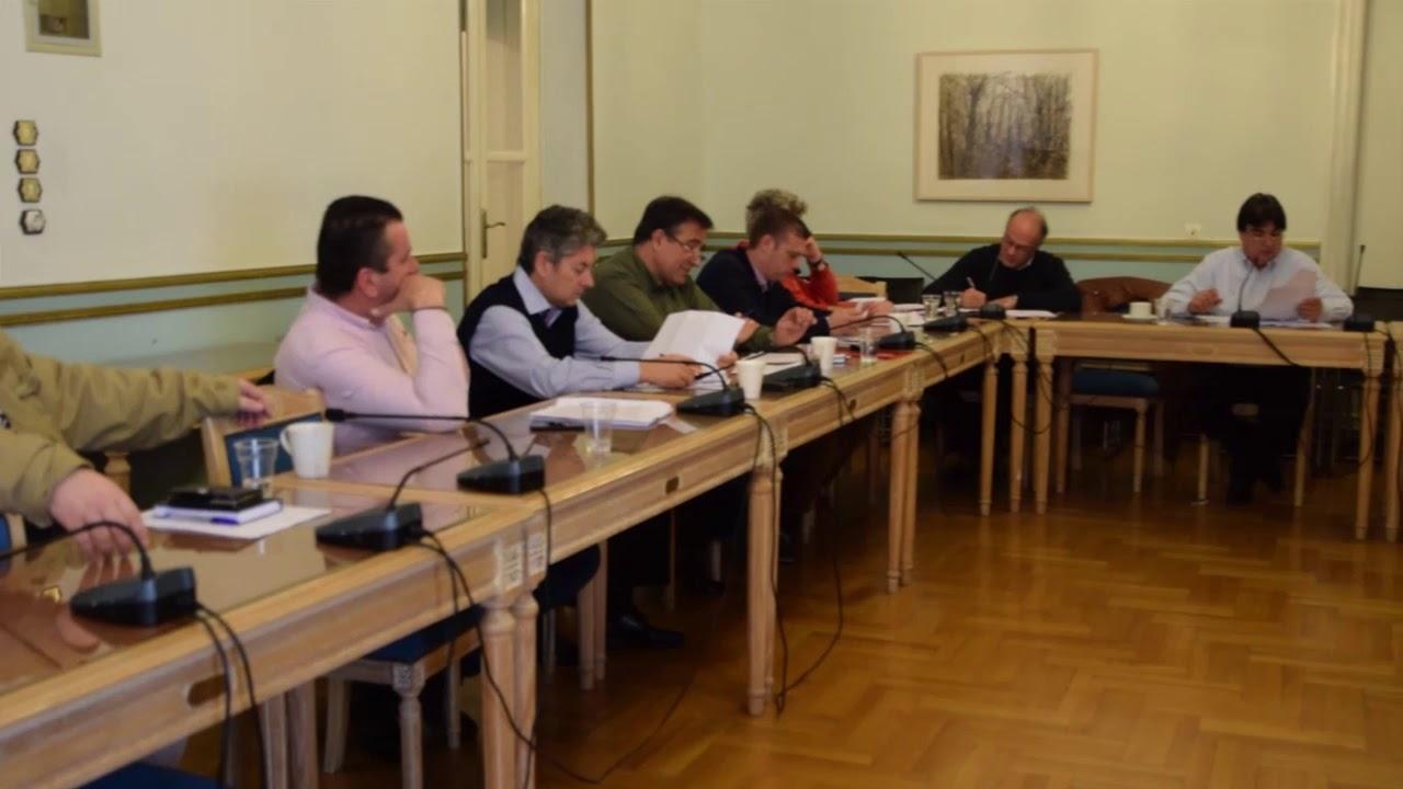 Συνεδρίαση της επιτροπής Ειδικού Αναπτυξιακού Πόρου