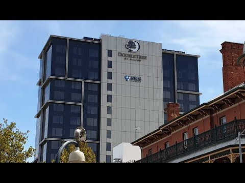 DoubleTree Perth Northbridge, Australia - Review of Executive View King 1401
