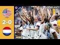 [ FINAL ] USA vs Netherlands 2-0 All Goals & Highlights   2019 WWC
