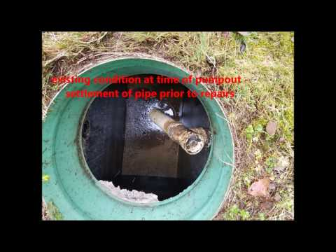 Graham Septic system repairs 3/6/2017