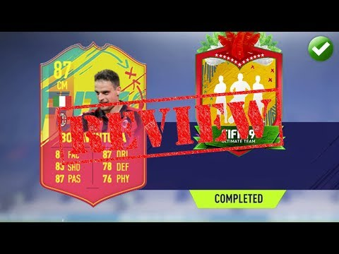 FIFA 19 PLAYER REVIEW   87 CARNIBALL BONAVENTURA   IS HE WORTH IT?