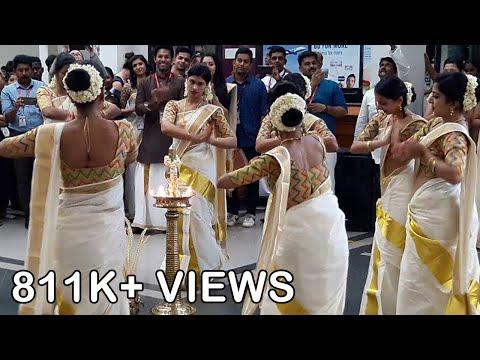 SpiceJet Onam Celebration 2017 At Cochin International Airport