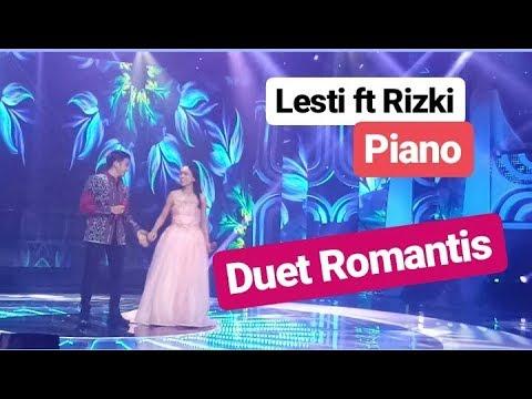 Lesti ft Rizki - Piano (Romantisnya)
