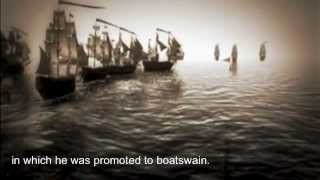 The voyage of Captain James Cook