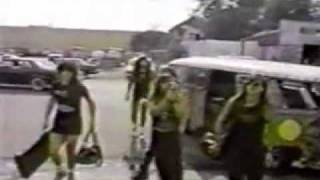 TESTAMENT - Nobodys Fault (OFFICIAL MUSIC VIDEO)