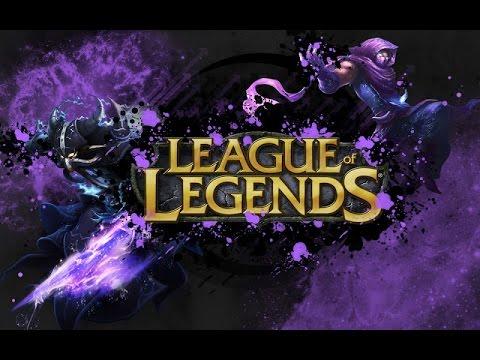 видео: league of legends  Знакомство с игрой. (1 серия.)