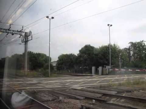 Fen Line Cambridge to King's Lynn