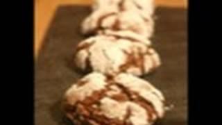 Chocolate Crackles: Cookie Jar #34