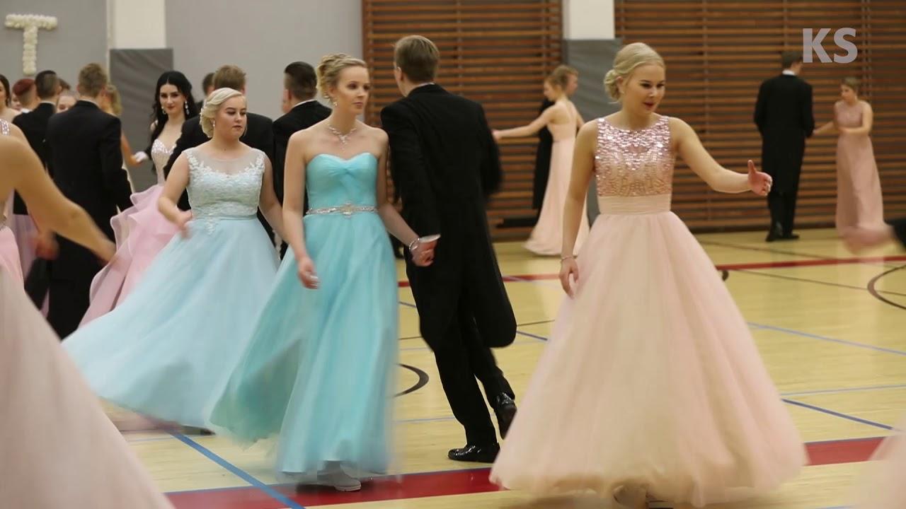 Kangasalan lukion vanhojen tanssit 2019