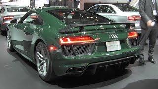 2017 Audi R8 V10 Plus || Spyker C8 Preliator
