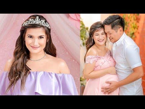 LOOK! Camille Prats celebrates baby shower! Ang bongga