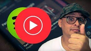 ESTOU ADORANDO O YOUTUBE MUSIC! Ele vai derrubar o Spotify?