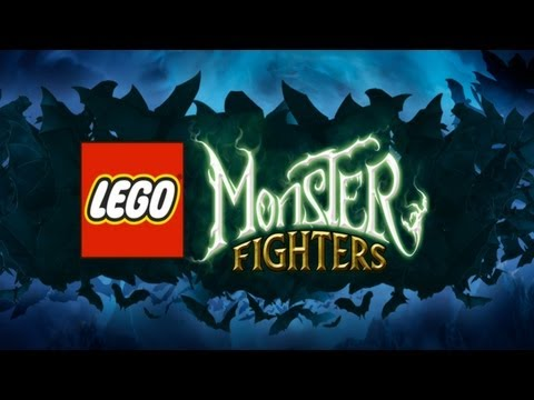 LEGO® Monster Fighters Race - Universal - HD Gameplay Trailer