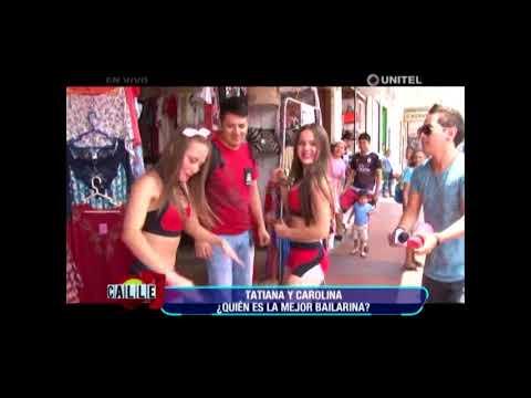 Tatiana o Carolina ¿Quién es la mejor bailando?