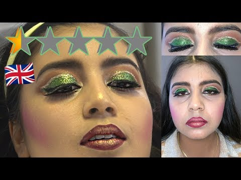 I WENT TO THE WORST REVIEWED MAKEUP ARTIST IN THE UK - SOUTHALL EDITION thumbnail