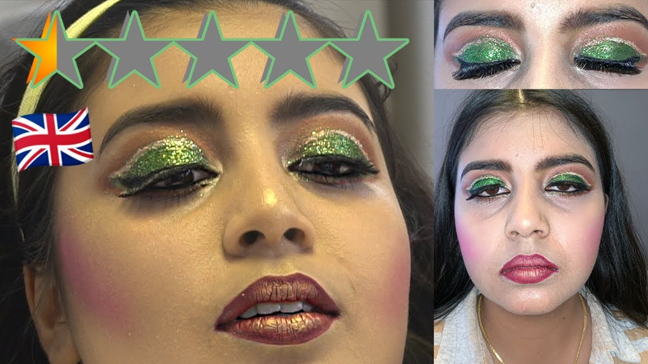 YouTubers Are Trying The World's Worst-Rated Makeup Artists | Revelist