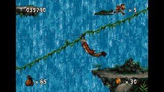 SEGA 32x Longplay #1: Pitfall 32x