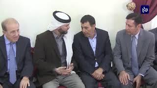 أمراء يقدمون التعازي لأسر ضحايا البحر الميت