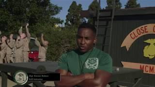 MCMAP Marine Corps Recruits San Diego