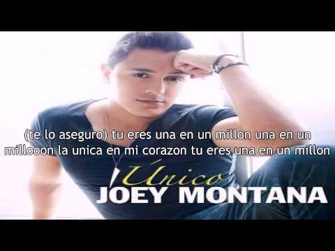 LETRA: Joey Montana Ft Chino Y Nacho - Una En Un Millon ★★♪ ♫2014♪ ♫★★