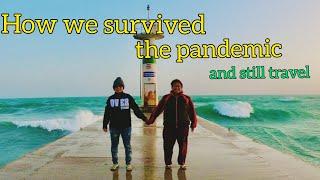 Travelling through the pandemic | Singapore Van life |