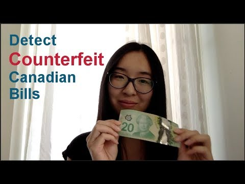 How To Detect Counterfeit Canadian Bills - #MoreThanCoding #HackReactor