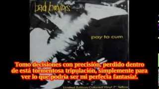 Bad Brains Pay To Cum (subtitulado español)