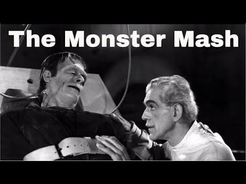 The Monster Mash (Halloween cover)