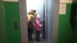 В ульяновских лифтах ездить небезопасно(В начале этого года сразу в нескольких городах России произошли ЧП, связанные с лифтами. Особенно потрясло..., 2016-01-27T08:09:44.000Z)