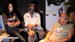 Third World: Bunny Rugs & Cat Coore @ Conversations with Camille Taylor [REGGAEVILLE.com]
